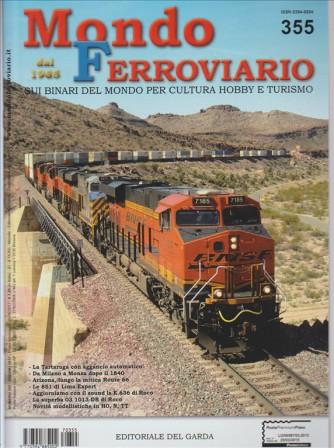 Mondo Ferroviario - mensile n. 355 Giugno 2017