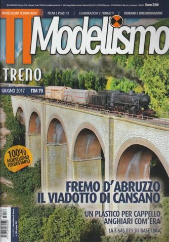 """TT Tutto Treno Modellismo - mensile n. 166 Giugno 2017 """"Fremo d'Abruzzo """""""