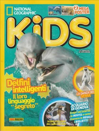 KIDS (il coraggio di esplorare)-bimestrale n.36 Giugno 2017 by National Geographic