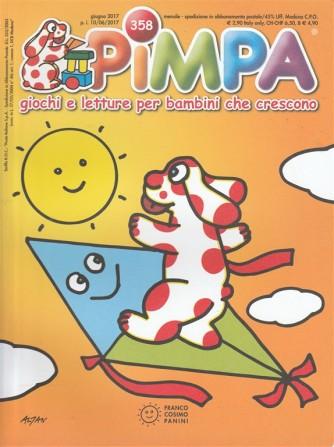Pimpa - mensile n. 358 Giugno 2017