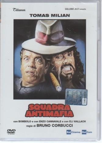 Dvd  Squadra Antimafia - Thomas Milian - Regista: Bruno Corbucci