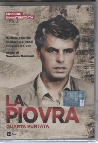 DVD La Piovra - Quarta puntata (edizione rimasterizzata) by Sorrisi e Canzoni TV