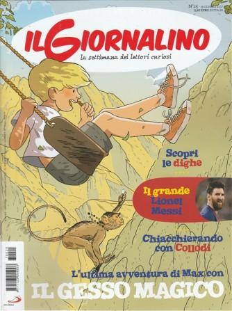 Il Giornalino - La Settimana dei lettori curiosi n. 25 - 18 Giugno 2017
