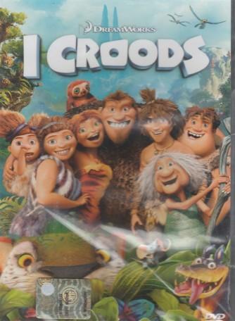 I Dvd Di Sorrisi - I Croods - Regista: Chris Sanders, Kirk DeMicco