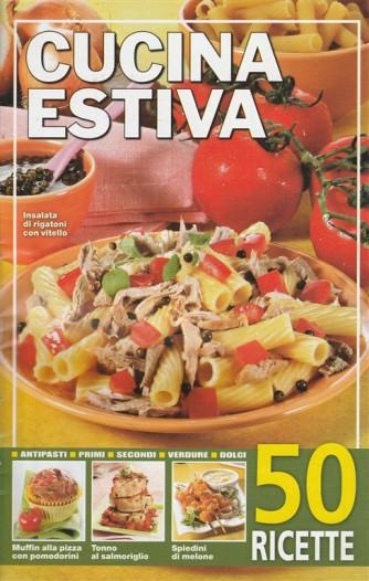 """Cucina Estiva - poket """"50 ricette """""""