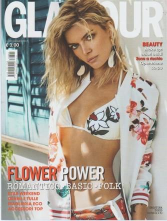 Glamour Standard: mensile n. 301 - Luglio 2017 Cristina Tosio modella e DJ