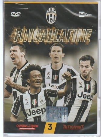 Terzo DVD  Juve Scudetto - Fino alla fine by Tuttosport/Corriere dello Sport