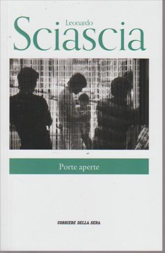 LEONARDO SCIASCIA.  PORTE APERTE. N. 8.