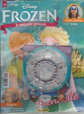 Disney Frozen Magazine - mensile n. 18 - 18 giugno 2017 + Braccialetto Charms