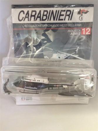 Collezione Mezzi dei Carabinieri vol. 12 - Elicottero Agusta AB412