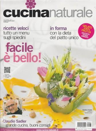 Cucina Naturale - mensile n. 7 Luglio/Agosto 2017 Claudio Sadler