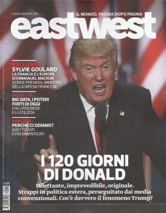 Eastwest - bimestrale n. 72 Luglio 2017 il Mondo. Pagina dopo Pagina
