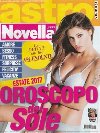 Novella 2000 Special - Astro - Luglio 2017 - Oroscopo del sole