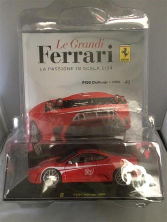 le grandi Ferrari scala 1:24 -  Challenge - 2006 by Centauria Fabbri n.48