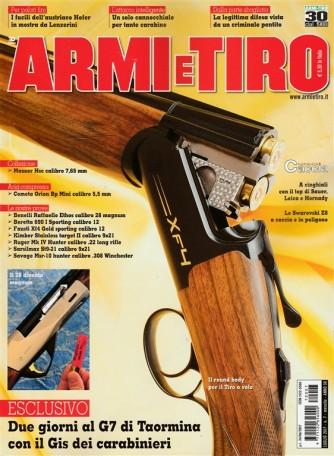 Armi e Tiro - mensile n.7 Luglio 2017 Al G7 di Taormina c/il GIS dei Carabinieri