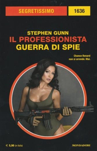 Il Professionista - Guerra di spie di Stephen Gunn