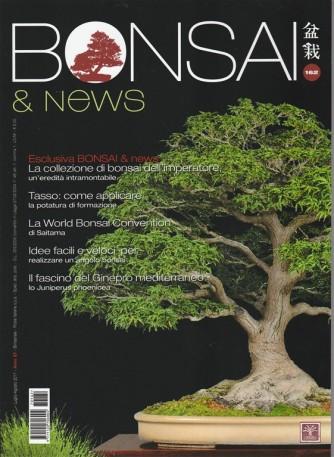 Bonsai & News - bimestrale n. 162 Luglio 2017