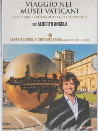 6° DVD Viaggio neiMusei Vaticani - L'arte moderna e Contemporanea