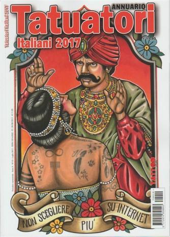 Annuario Tatuatori Italiani 2017 - Luglio 2017