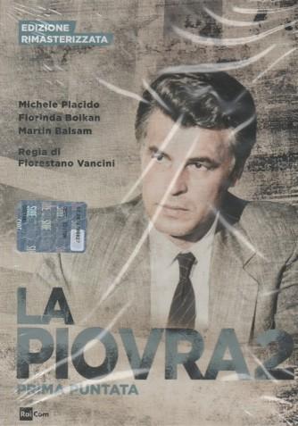 1° DVD La Piovra 2 - Edizione rimasterizzata - regia di Florestano Vancini