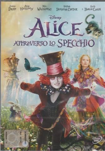 DVD - Alice attraverso lo specchio - Regista: James Bobin