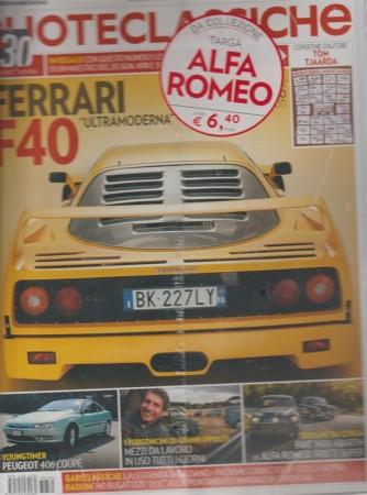 Ruote Classiche - mensile n. 344 Agosto 2017 + targa ALFA ROMEO