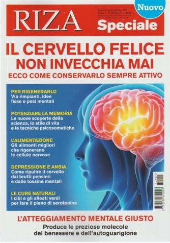 Riza Speciale - bimestrale anno 1 n.1 Agosto 2017 Il Cervello Felice...