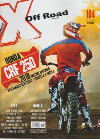 X Off Road - mensile n. 104 Settembre 2017 y Dueruote