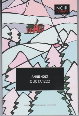 Quota 1222 di Anne Holt - collana Noirissimo vol. 10