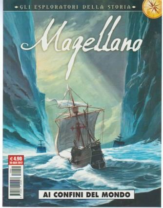 Cosmo Serie Rossa - Gli esploratori della storia: Magellano/Rimbaud