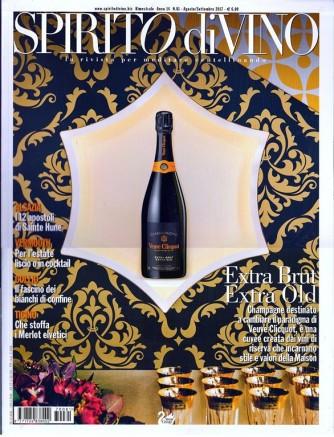Spirito di Vino - Bimestrale n. 81 Agosto 2017 - Extra Brut Extra Old