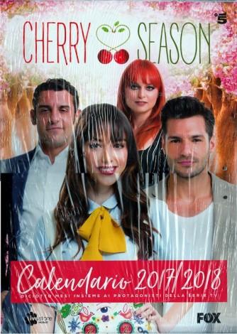 Calendario 2017/2018 Cherry Season - cm. 28,50 x 40