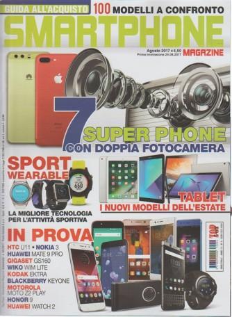 Smartphone Magazine- bimestr.n.4 Agosto 2017-7 Super phone con doppia fotocamera