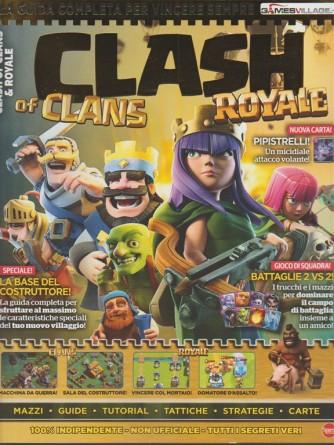 Games Village - bimestrale n. 14 Settembre 2017 - Clash of Clans Royale
