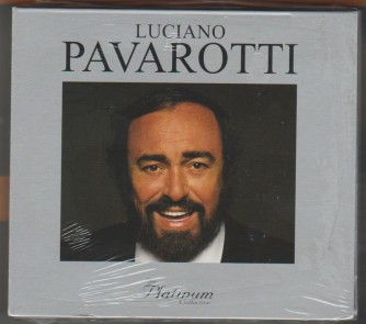 Triplo CD - Luciano Pavarotti - the Platinum Collection - Sorrisi e Canzoni TV