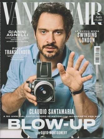 Vanity Fair - settimanale n. 35 - 6 Settembre 2017 - Claudio Santamaria