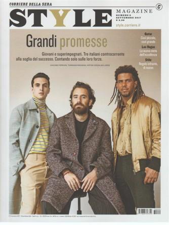 Style Mensile - mensile n. 9 Settembre 2017 - by Corriere della Sera