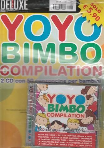 Doppio CD - YoYo Bimbo Compilation