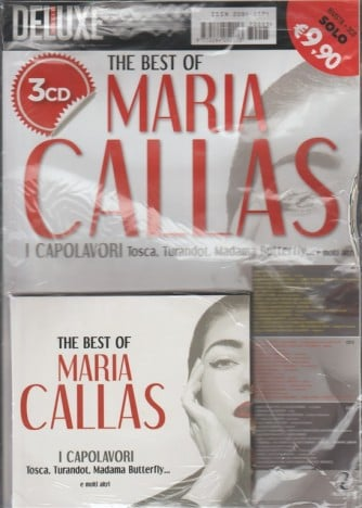 Triplo CD - The Best of Maria Callas