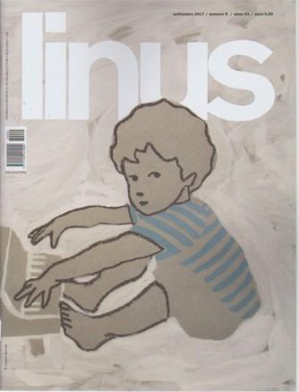 Linus - mensile n. 9 Settembre 2017