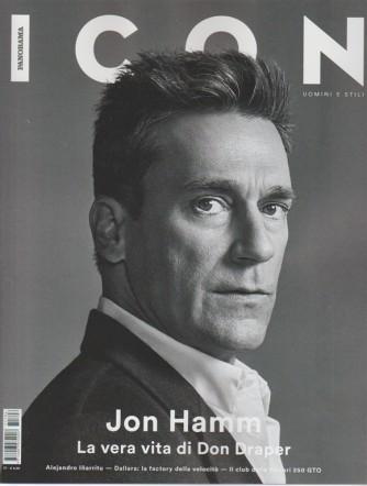 """Panorama Icon """"Uomini e stili"""" - mensile n. 37 Settembre 2017"""
