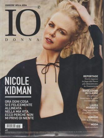 Io Donna-allegato n.37 al Corriere della Sera di Sabato 9 Settemb.Nicole Kidman