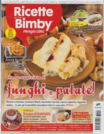 Ricette per il mio Bimby Magazine - mensile n. 23 Ottobre 2017 Funghi e patate!