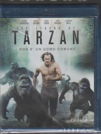 """Blu Ray: The Legend of Tarzan - """"Non è un uomo comune"""""""