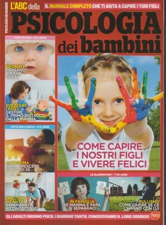 l'ABC della Psicologia dei Bambini -bimestrale n.4 Ottobre 2017 By Sprea Editori