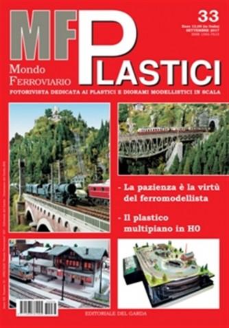 Mondo ferroviario Plastici - trimestrale n. 33 Settembre 2017
