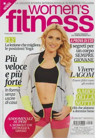 Women's Fitness - bimestrale n. 38 Settembre 2017 Vivere LAGOM come gli svedesi