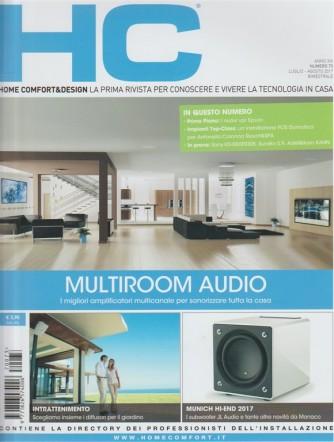 HC Home Confort & Design - bimestrale n. 73 - luglio 2017 i nuovi VPR Epson