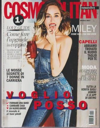 Cosmopolitan Pocket (formato BAG) - mensile n. 10 Ottobre 2017