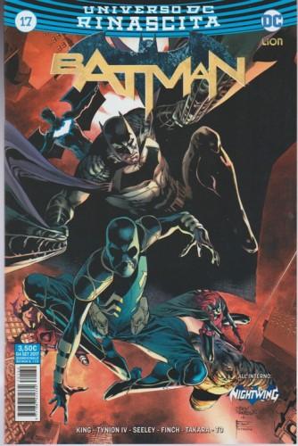 BATMAN 17 (130) - Universo rinascita DC Comics Lion